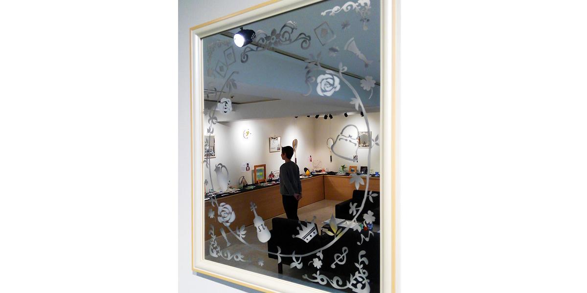 各務ガラス教室